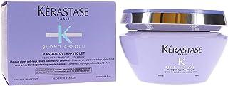 ケラスターゼ Blond Absolu Masque Ultra-Violet Anti-Brass Blonde Perfecting Purple Masque (Lightened Cool Blonde Hair) 200ml/6.8o...