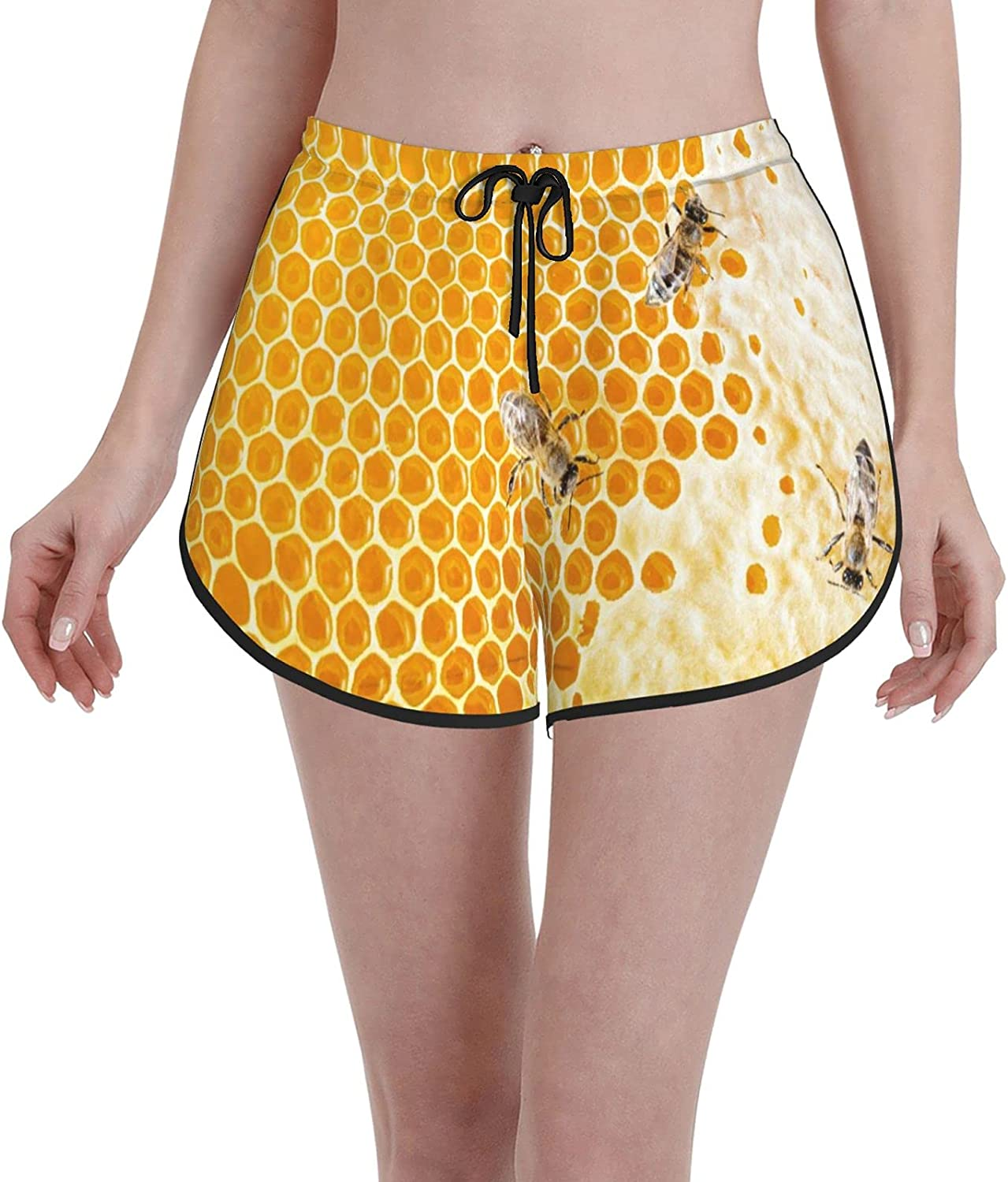 Janrely Max 74% OFF Casual Board Shorts for Free shipping anywhere in the nation Women We Girls Swim Beach Trunks