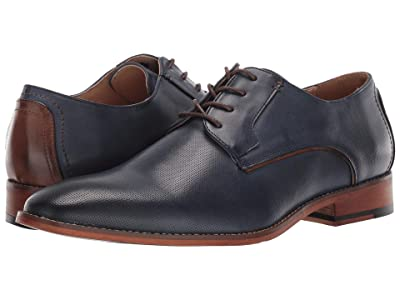 Kenneth Cole Reaction Blake Lace-Up PT (Navy) Men
