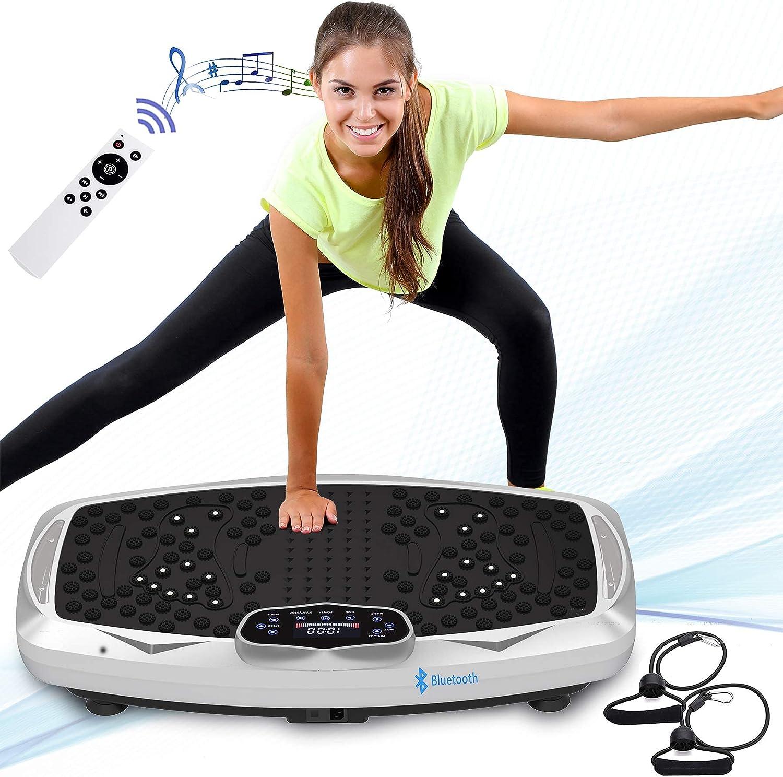 Healthgenie Full Body Vibration Platform Machine Direct store Exer Vibrating High material