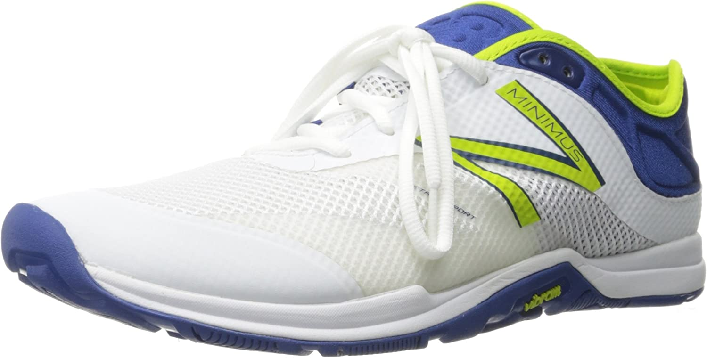 Amazon.com | New Balance Men's 20v5 Vibram Minimus Training Shoe ...