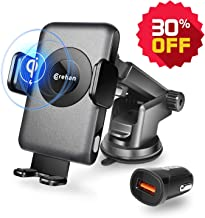 Best 10w snapmount - fast wireless car charger Reviews