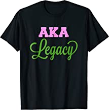 Alpha Kappa A Legacy T-Shirt