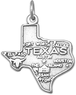 Best state bracelet charms Reviews