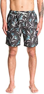 Quiksilver Men's Maze Day Volley 18 Boardshort Swim Trunk