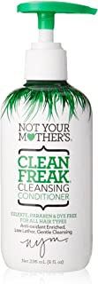Not Your Mother's Clean Freak Cleansing Conditioner, 8 Ounce by Not Your Mother's [並行輸入品]