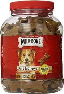 Milk-Bone Soft & Chewy Dog Snacks- 2 Pack- (37oz Each)