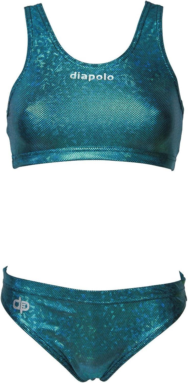 Diapolo Blau Dots Dorado Professioneller Bikini Zweiteilige Strandkleidung Bademode Bademode Bademode Damen Badeanzug für Frauen Mädchen Teenager Strandmode ohne Bügel S M L XL XXL B07CYZLJ99  Sehr gute Qualität ef5e8d