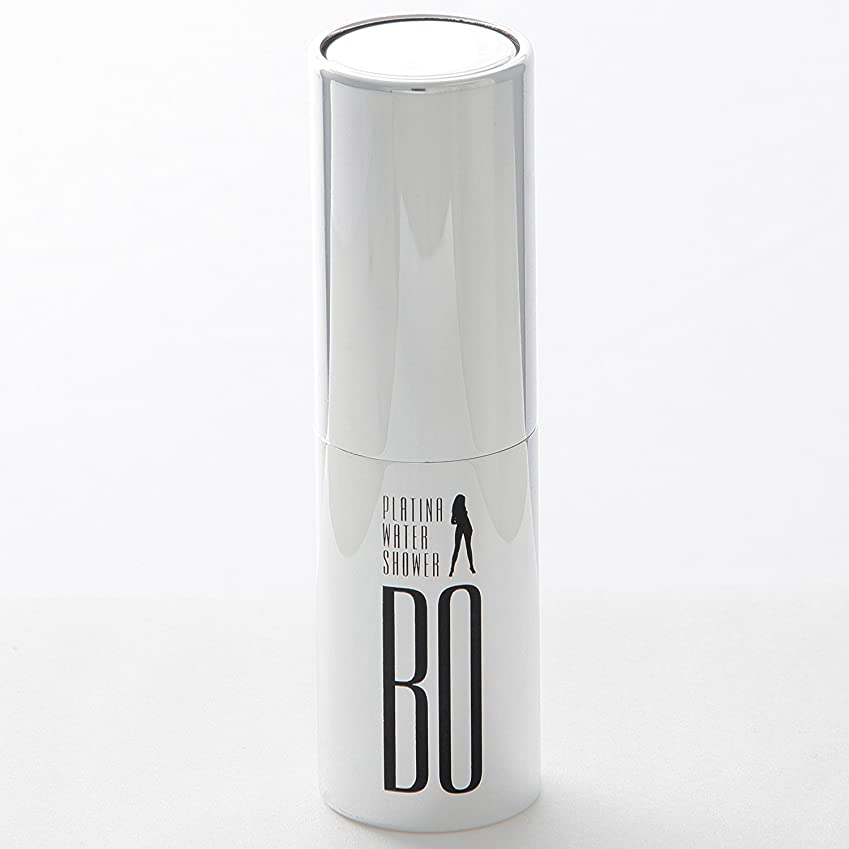 修理工温度生命体BO PLATINA WATER SHOWER 20ml ナノプラチナ 消臭 除菌99.9% ニオイ戻りゼロ ヘアートリートメント
