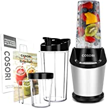 COSORI Blender for Shakes and Smoothies, 10-Piece 800W Auto-Blend High Speed Smoothie Blender/Mixer for Ice Crushing Froze...