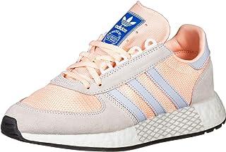 adidas Marathon Tech Womens Sneakers Orange