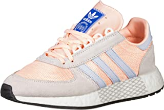 adidas Marathon Tech Womens Sneakers Orange