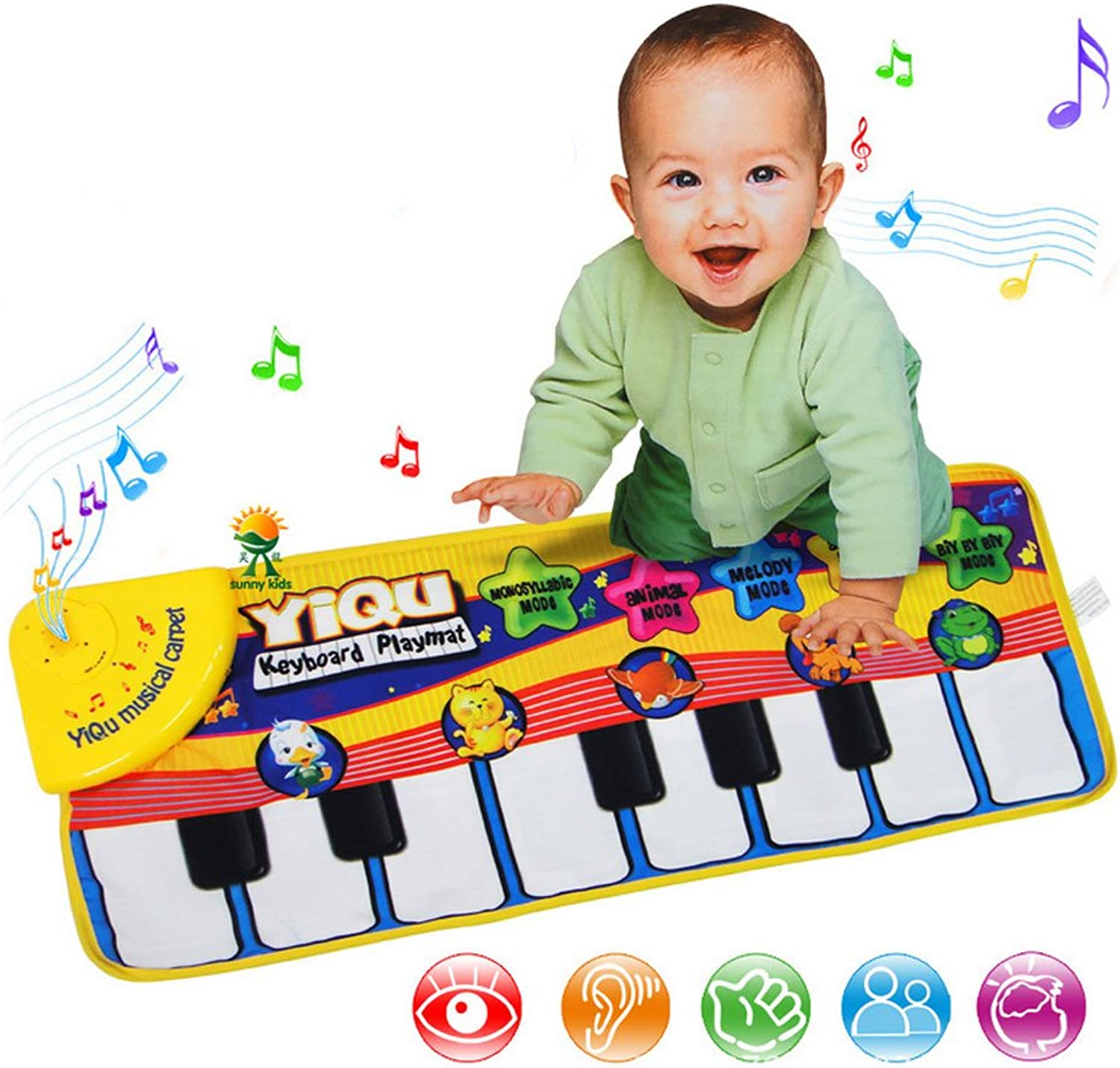 JAYAS COLLECTIONS Electronic Keyboard with Mike