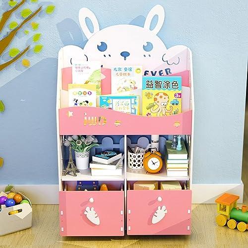 Bücherregale Kinderzimmerm l Kinder leicht zu buchende Bücherschr e Mehrzweckschr e Regale für Kinder und Gründschulkinder