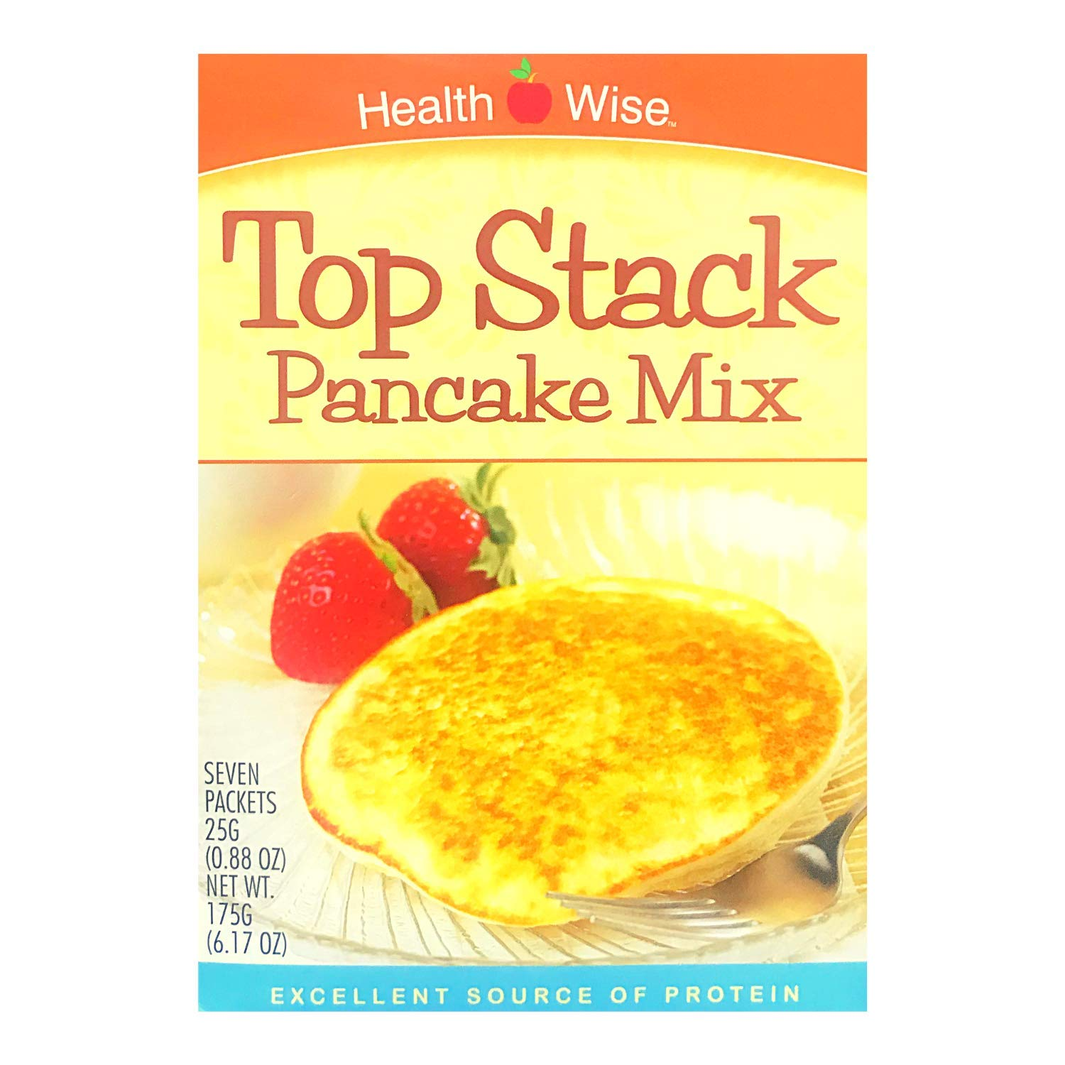 Healthwise trust - Top Stack Pancake Mix Max 42% OFF Appetite Su for Loss Weight