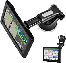 GPS Suction Cup Mount for Garmin [Quick Extension Arm], Replacement GPS Dash Ball Mount Dashboard Windshield Car Holder for Garmin Nuvi Dezl Drive Drivesmart Zumo Driveassist DriveLuxe StreetPilot RV