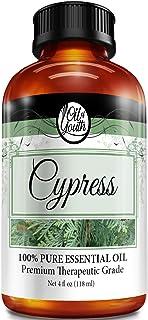 4oz Bulk Cypress Essential Oil – Therapeutic Grade – Pure & Natural Cypress Oil