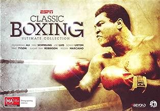 ESPN Classic Boxing Ultimate Collection | 21 Discs | NON-USA Format | PAL | Region 4 Import - Australia