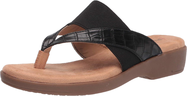 RIALTO Women's Bumble Flat Sandal