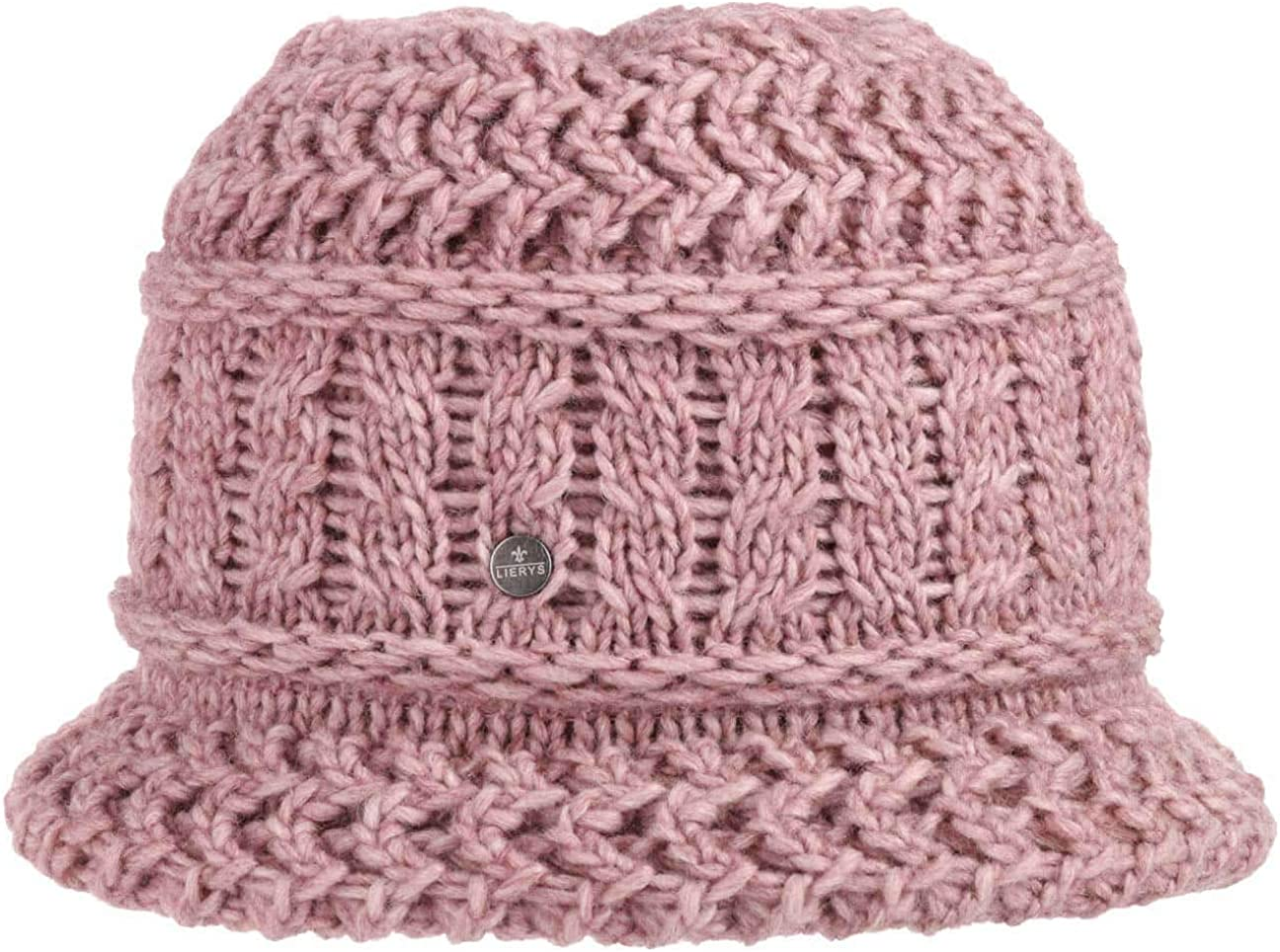 Lierys Classico Knit Hat Women Made チープ Germany in 最新 -