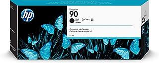 HP 90 Black 775-ml Genuine Ink Cartridge (C5059A) for DesignJet 4500 MFP, 4500 & 4000 Series Large Format Printers