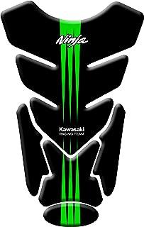 MOTORCYCLE TANK PROTECTOR PAD KAWASAKI NINJA - UNIVERSAL - WITH KEYCHAIN