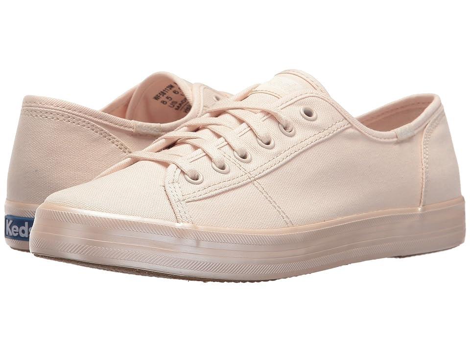 Keds Kickstart Shimmer (Peony Pink) Women