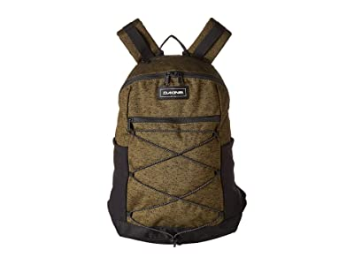 Dakine Wonder 18L Backpack (Dark Olive) Backpack Bags