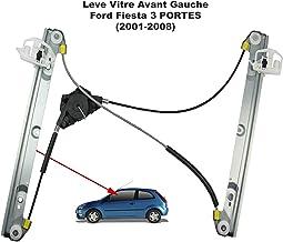 STARKIT PERFORMANCE M/écanisme l/ève vitre /électrique Avant Gauche conducteur pour Ford Fiesta 3 Portes de 2001 /à 2008