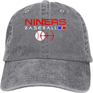 Deep Space Niners Baseball Neutral Adjustable Baseball Cap