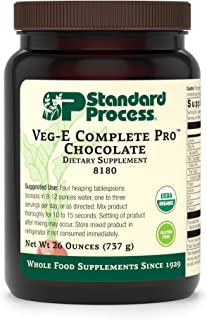 Standard Process - Veg-E Complete Pro Chocolate - 26 Ounce