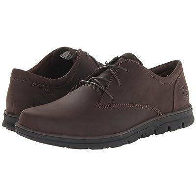 Timberland Earthkeepers(r) Bradstreet Plain Toe Oxford (Dark Brown Oiled) Men