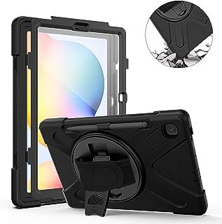 360 in Pelle Rotante Stand Cover Custodia per Samsung Galaxy Tab S S2 S4 S5e S6