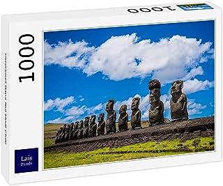 Lais Puzzle Isla de Pascua Rapa NUI Moai Chile 1000 Piezas