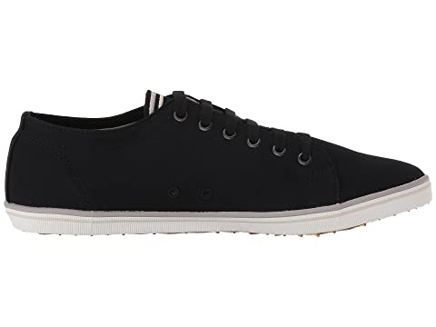 Fred Perry Kingston Twill Black/1964 Silver Low Price Fee Shipping Sale Online Cheap Sale Shopping Online Cheap Sale Latest Discount Buy mVwWwC