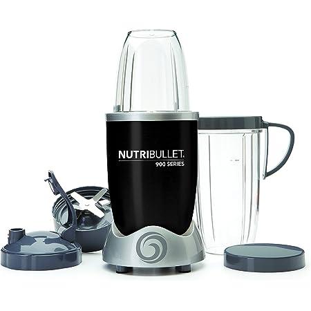 NUTRIBULLET 900 W - Blender - Technologie Cyclonique Brevetée - Extracteur de Jus - Repas Healthy