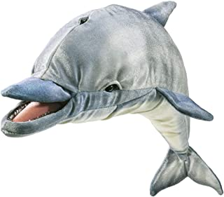 Folkmanis Whistling Dolphin Hand Puppet