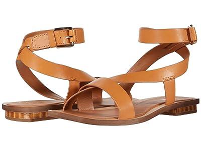 Franco Sarto Ema by SARTO (Camel Leather) Women