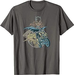 Batgirl Biker T Shirt T-Shirt
