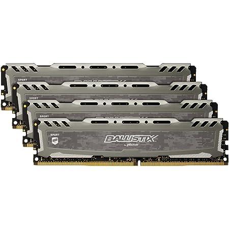 Ballistix Sport LT 64G DDR4,, BLS4C16G4D240FSB
