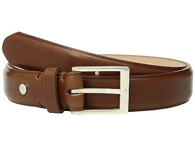 rag & bone Dress Belt (Dark Brown) Belts