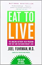 Best eat to live by dr joel fuhrman Reviews