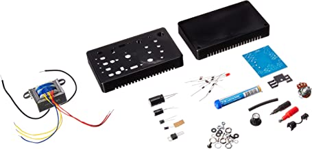 Elenco - Regulated Variable Power Supply - 0-15 Volts (Assembly Required)