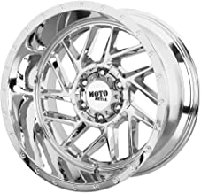 MOTO METAL MO985 BREAKOUT Wheel with Chrome and Chromium (hexavalent compounds) (16 x 8. inches /6 x 106 mm, -6 mm Offset)