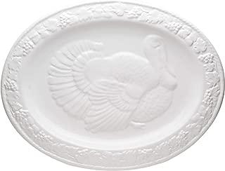 Red Vanilla HJ168-018 Classic Turkey Platter, 18