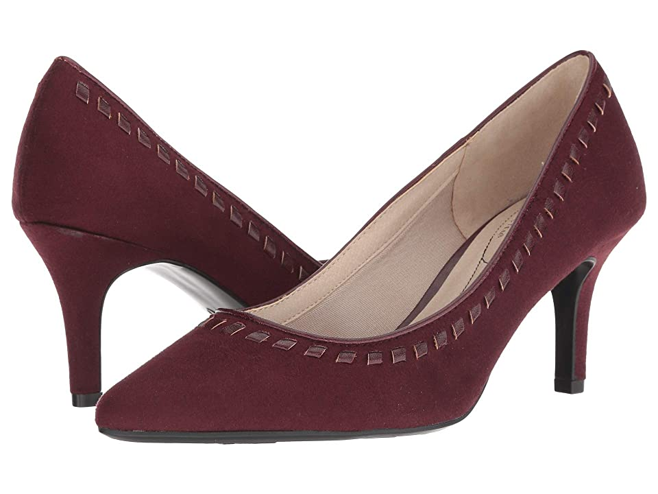 LifeStride Shelby (Pinot Noir) Women's Shoes