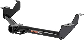 CURT 13167 Class 3 Trailer Hitch, 2-Inch Receiver for Select Ford Transit Connect