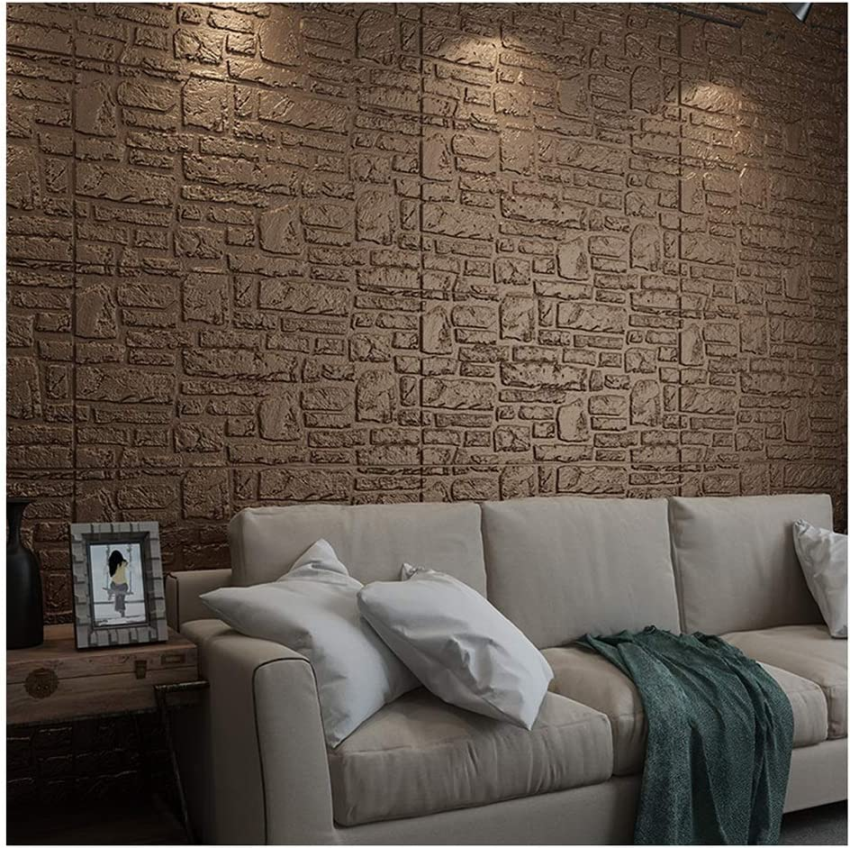 ZHANWEI 3D Wall Panels 2021 spring and summer new Popular products Decorative Waterproof Foam Self-Adhesive
