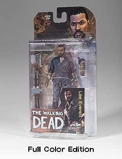 Walking Dead The Comic Lee Everett Exclusive Action Figure [Regular]