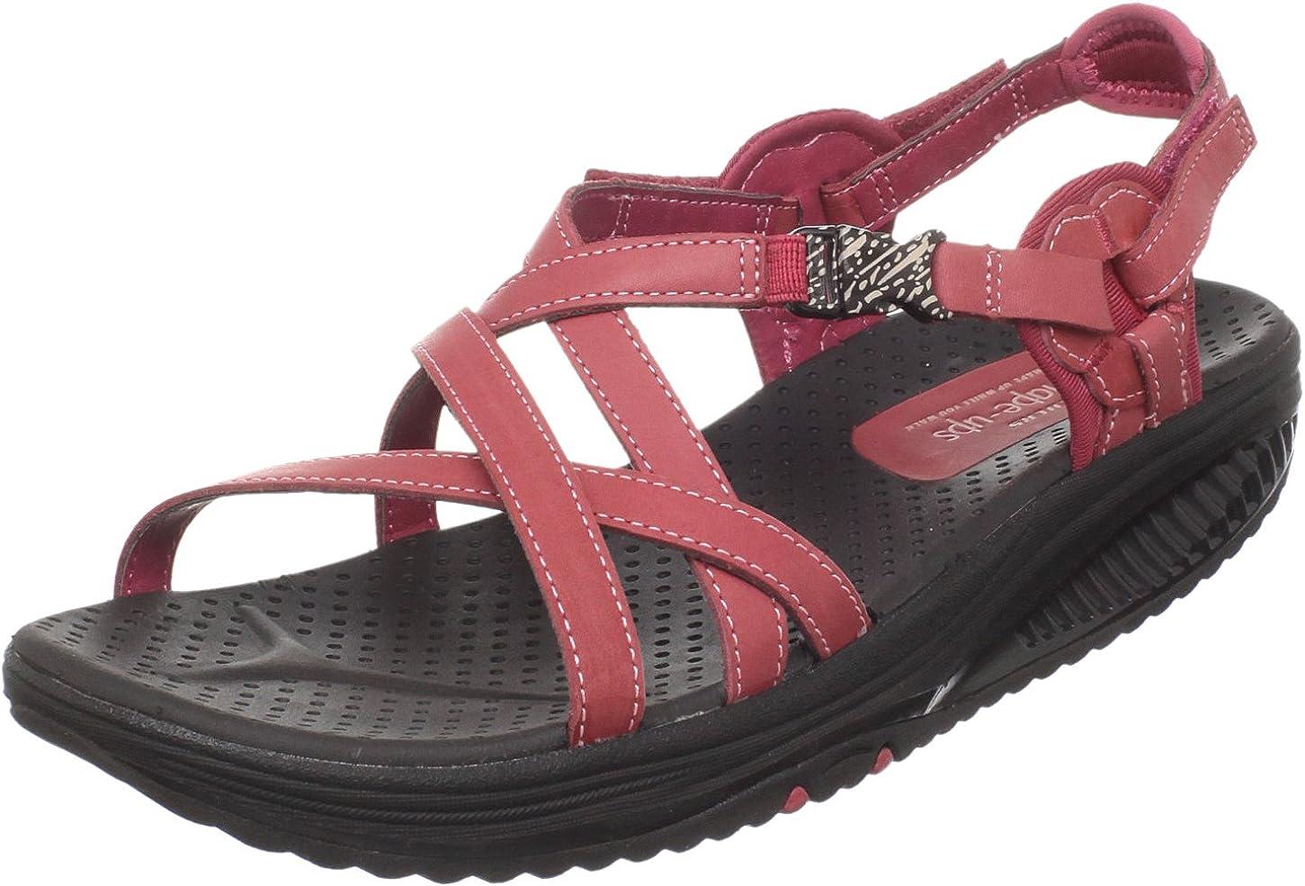 Skechers Women's Shape-ups Point Ranking TOP10 Jamaica Sandal List price Five